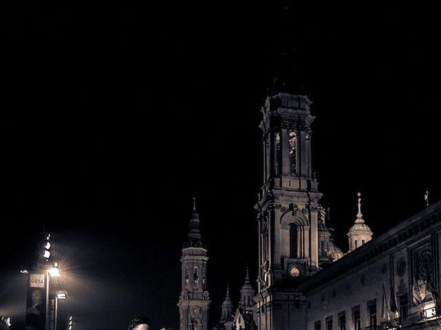 La boda de Geovany y Abril en Zaragoza, Zaragoza 84