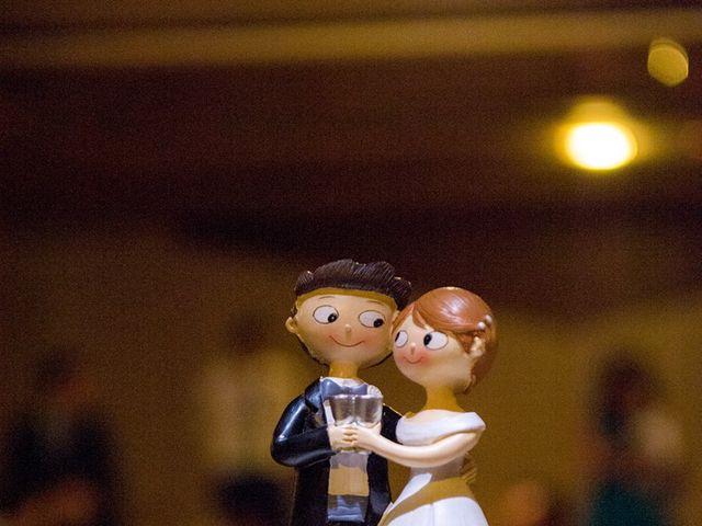 La boda de Geovany y Abril en Zaragoza, Zaragoza 160