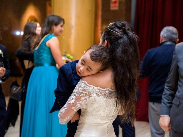 La boda de Geovany y Abril en Zaragoza, Zaragoza 197
