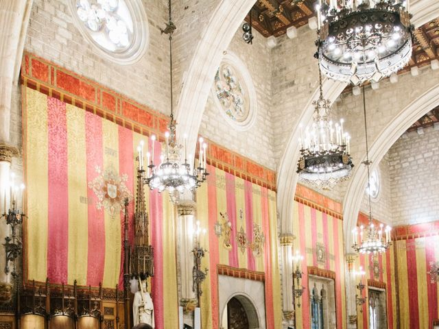 La boda de Arnau y Tatiana en Barcelona, Barcelona 5