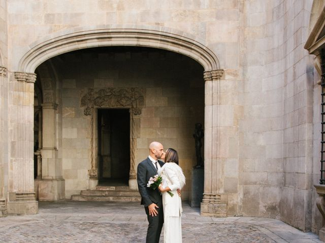La boda de Arnau y Tatiana en Barcelona, Barcelona 10