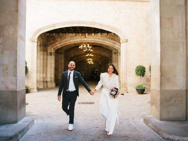 La boda de Tatiana y Arnau