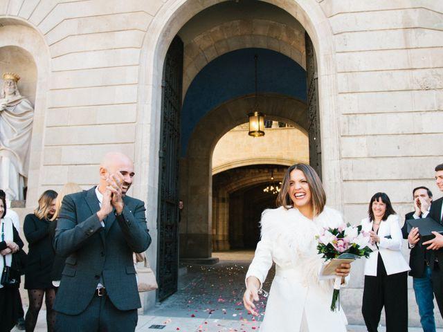 La boda de Arnau y Tatiana en Barcelona, Barcelona 12