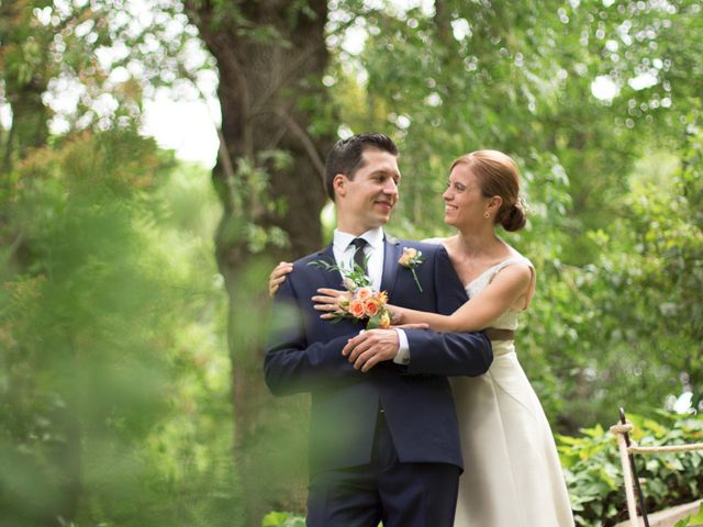 La boda de Izaskun y Chema