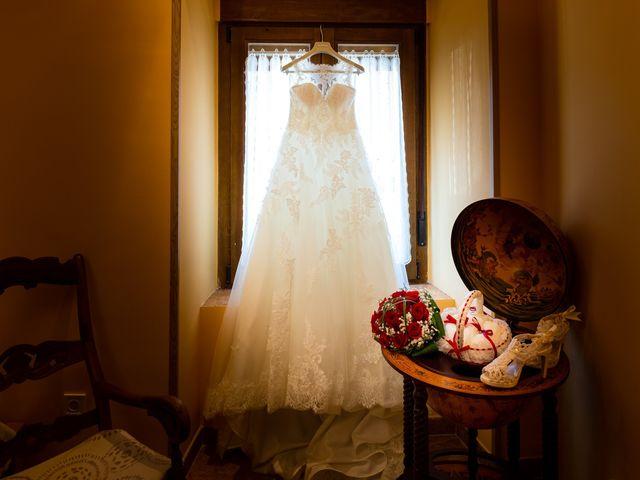 La boda de Ismael y Mari Luz en Valoria La Buena, Valladolid 1