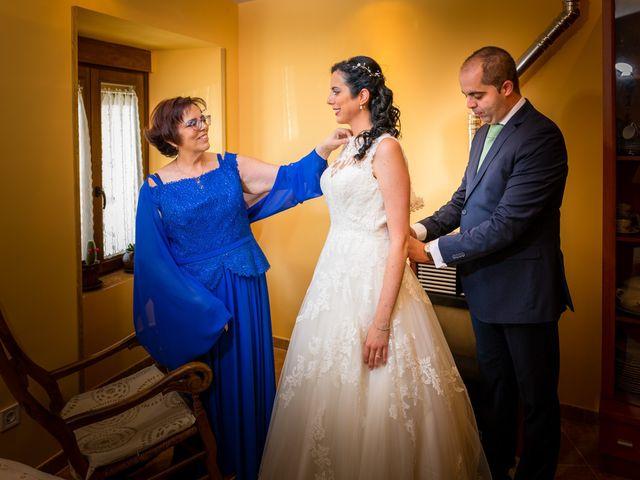 La boda de Ismael y Mari Luz en Valoria La Buena, Valladolid 9