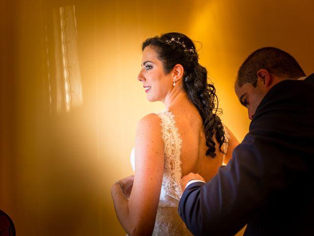 La boda de Ismael y Mari Luz en Valoria La Buena, Valladolid 10