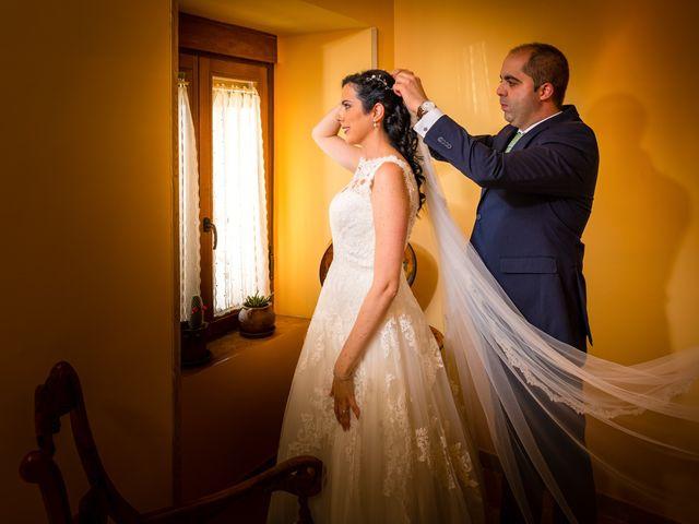 La boda de Ismael y Mari Luz en Valoria La Buena, Valladolid 11