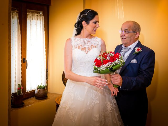 La boda de Ismael y Mari Luz en Valoria La Buena, Valladolid 12