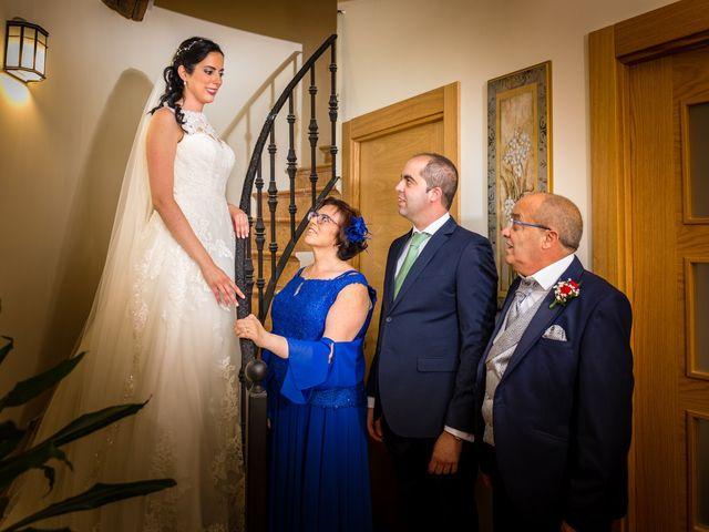 La boda de Ismael y Mari Luz en Valoria La Buena, Valladolid 13