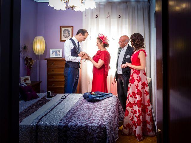 La boda de Ismael y Mari Luz en Valoria La Buena, Valladolid 17