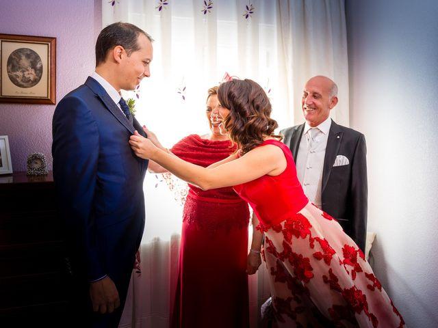 La boda de Ismael y Mari Luz en Valoria La Buena, Valladolid 18