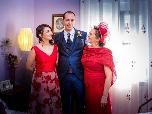 La boda de Ismael y Mari Luz en Valoria La Buena, Valladolid 19