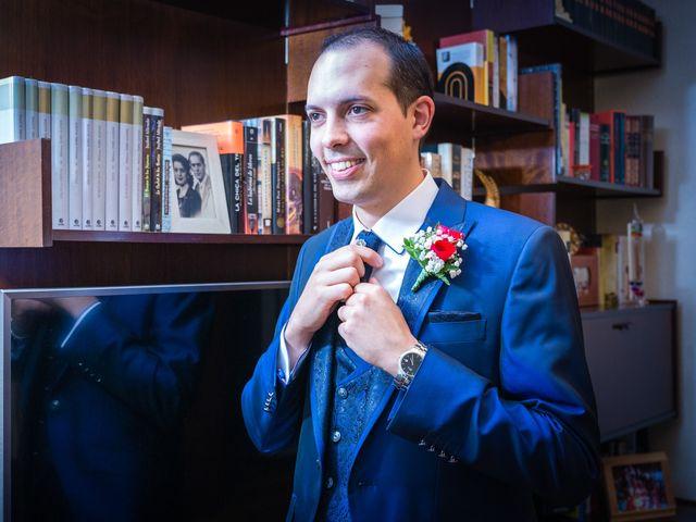 La boda de Ismael y Mari Luz en Valoria La Buena, Valladolid 21