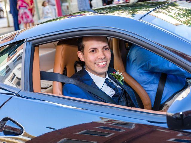 La boda de Ismael y Mari Luz en Valoria La Buena, Valladolid 22