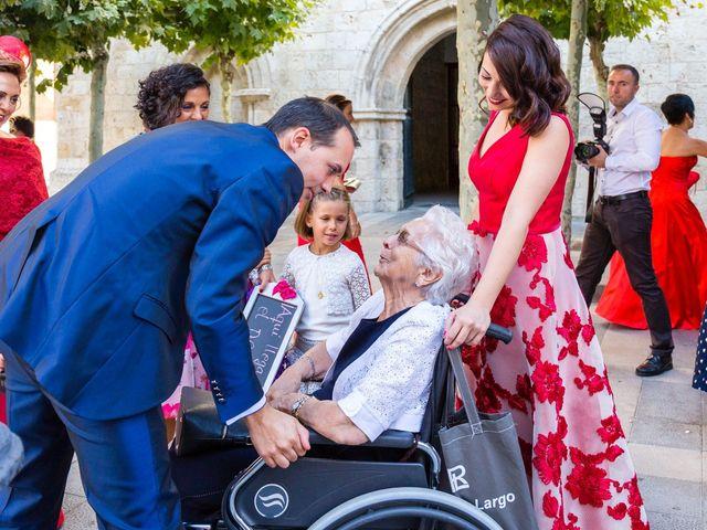 La boda de Ismael y Mari Luz en Valoria La Buena, Valladolid 24