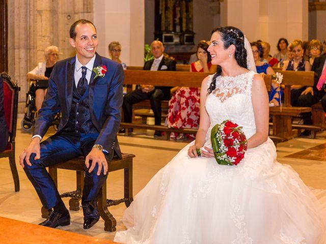 La boda de Ismael y Mari Luz en Valoria La Buena, Valladolid 29