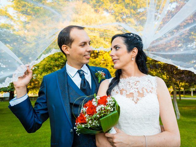 La boda de Ismael y Mari Luz en Valoria La Buena, Valladolid 38