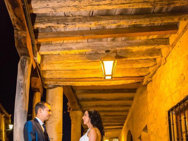 La boda de Ismael y Mari Luz en Valoria La Buena, Valladolid 40
