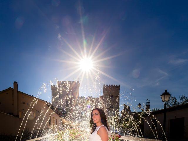 La boda de Ismael y Mari Luz en Valoria La Buena, Valladolid 42