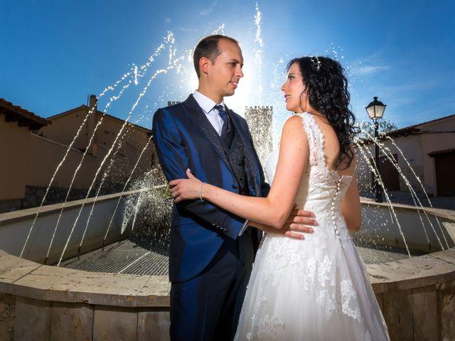 La boda de Ismael y Mari Luz en Valoria La Buena, Valladolid 43