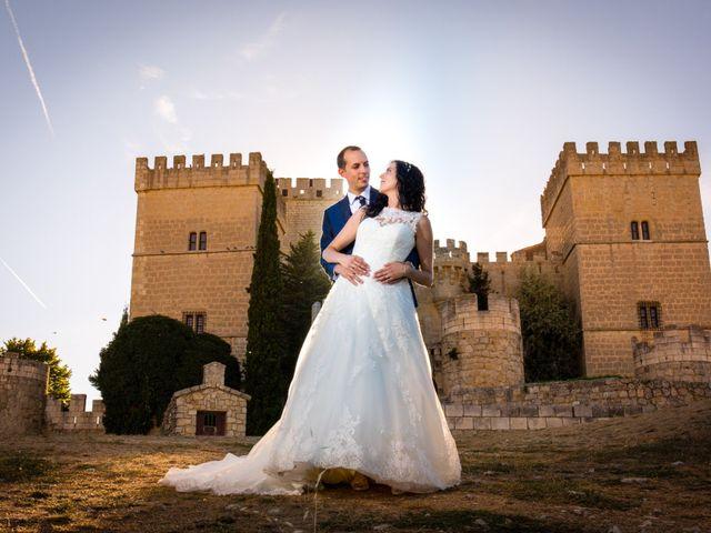 La boda de Ismael y Mari Luz en Valoria La Buena, Valladolid 44