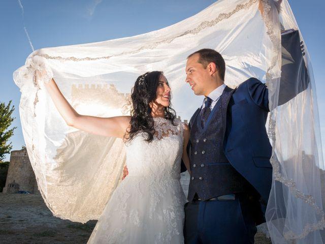 La boda de Ismael y Mari Luz en Valoria La Buena, Valladolid 45