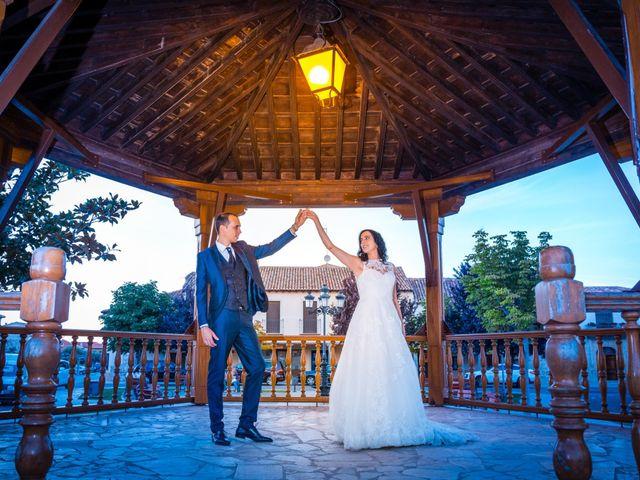 La boda de Ismael y Mari Luz en Valoria La Buena, Valladolid 48