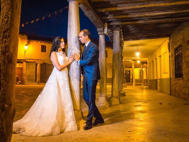 La boda de Ismael y Mari Luz en Valoria La Buena, Valladolid 50