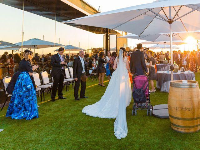 La boda de Ismael y Mari Luz en Valoria La Buena, Valladolid 51