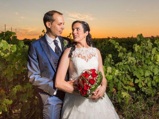 La boda de Ismael y Mari Luz en Valoria La Buena, Valladolid 61
