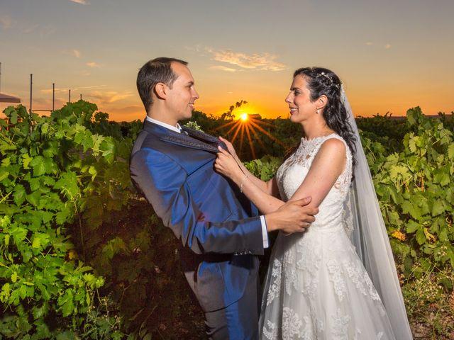 La boda de Ismael y Mari Luz en Valoria La Buena, Valladolid 62