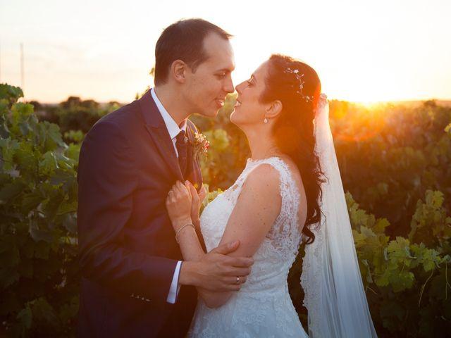 La boda de Ismael y Mari Luz en Valoria La Buena, Valladolid 63
