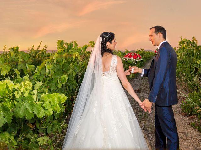 La boda de Ismael y Mari Luz en Valoria La Buena, Valladolid 64