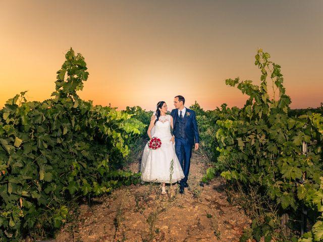La boda de Ismael y Mari Luz en Valoria La Buena, Valladolid 65