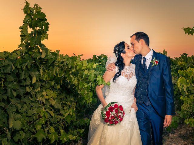 La boda de Ismael y Mari Luz en Valoria La Buena, Valladolid 66