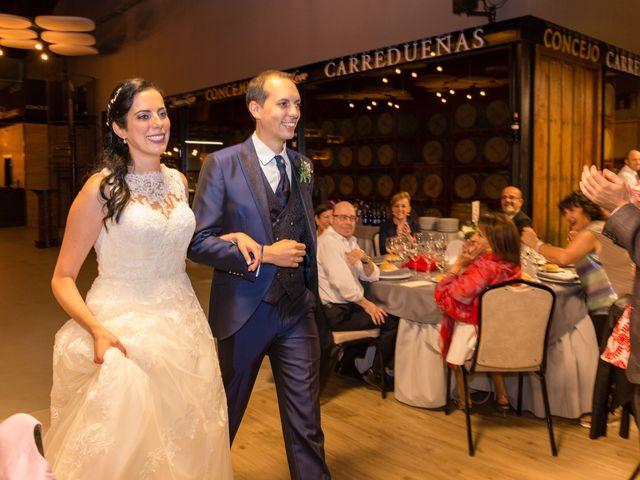 La boda de Ismael y Mari Luz en Valoria La Buena, Valladolid 72
