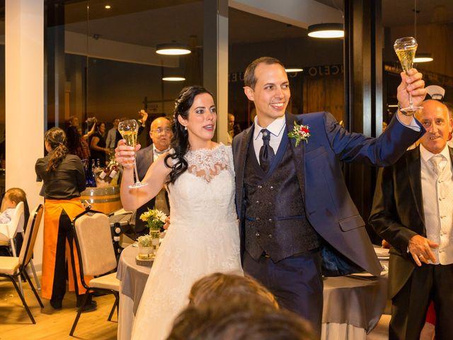 La boda de Ismael y Mari Luz en Valoria La Buena, Valladolid 73