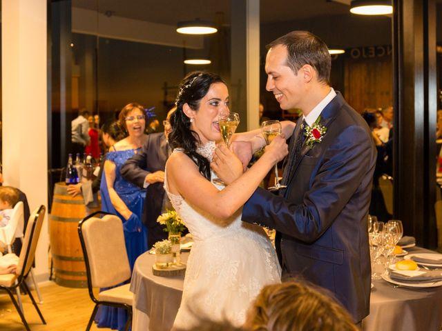 La boda de Ismael y Mari Luz en Valoria La Buena, Valladolid 74