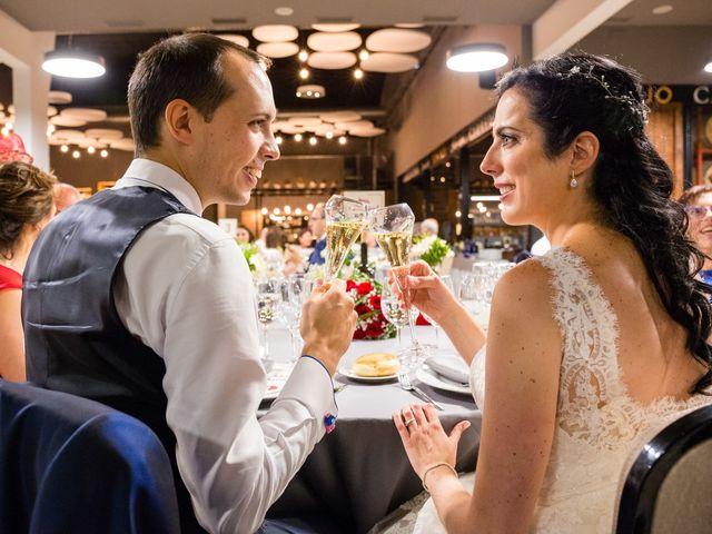 La boda de Ismael y Mari Luz en Valoria La Buena, Valladolid 75