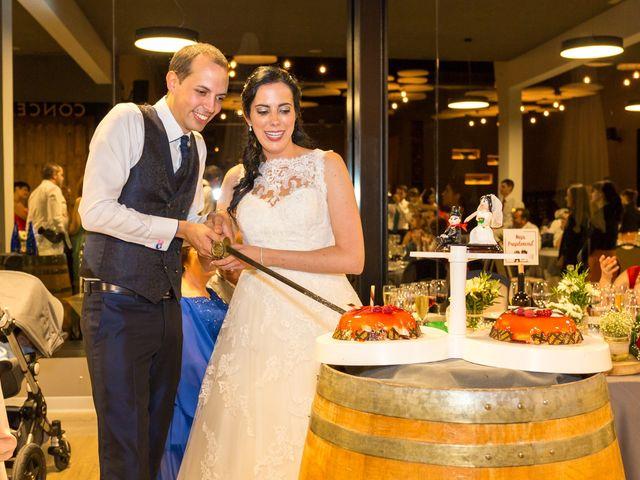 La boda de Ismael y Mari Luz en Valoria La Buena, Valladolid 77