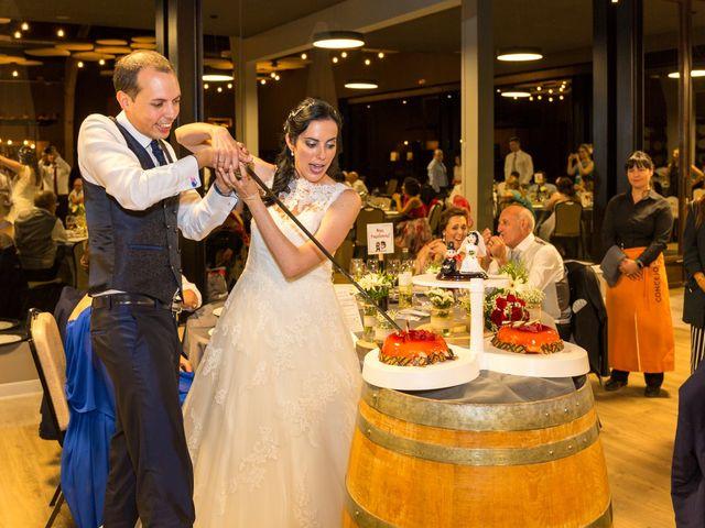La boda de Ismael y Mari Luz en Valoria La Buena, Valladolid 78