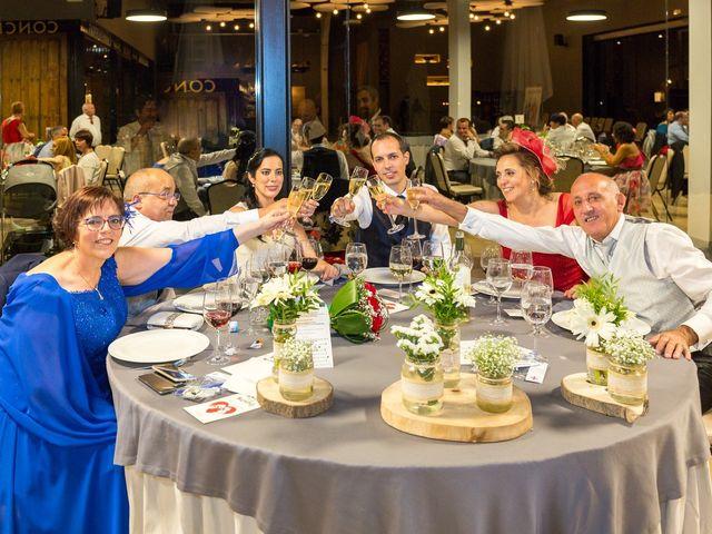La boda de Ismael y Mari Luz en Valoria La Buena, Valladolid 79