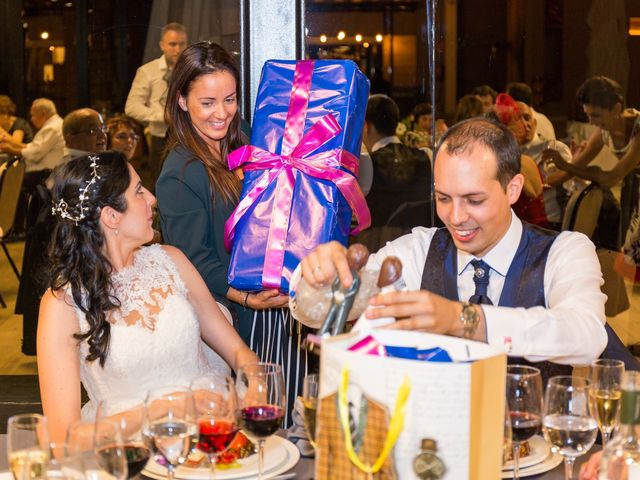 La boda de Ismael y Mari Luz en Valoria La Buena, Valladolid 81