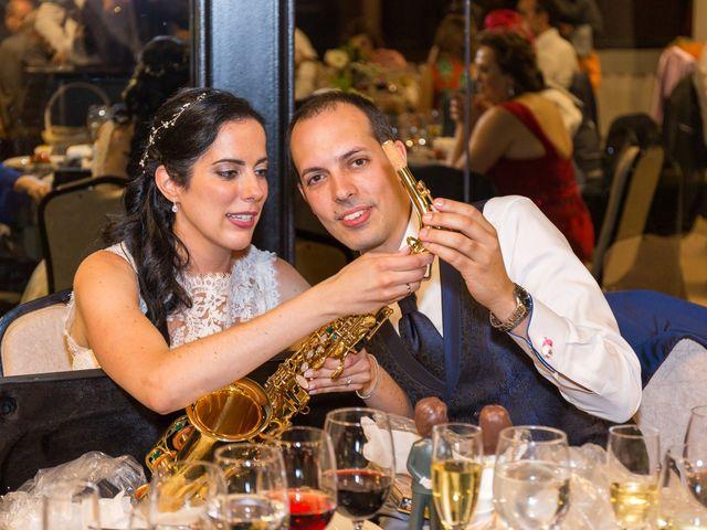 La boda de Ismael y Mari Luz en Valoria La Buena, Valladolid 83