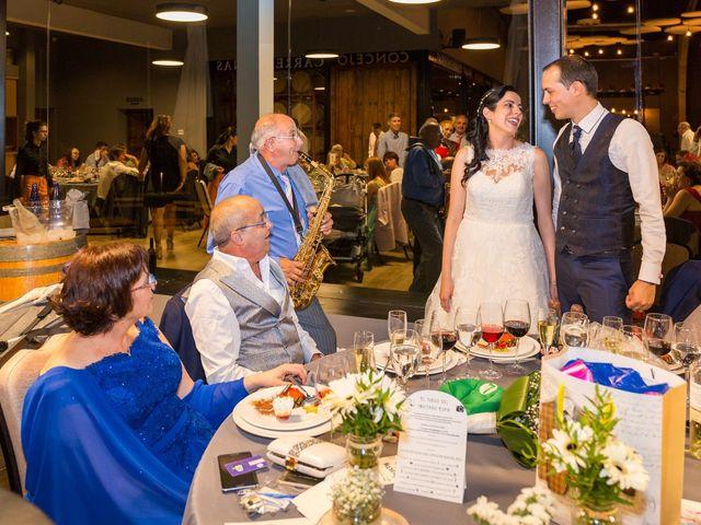 La boda de Ismael y Mari Luz en Valoria La Buena, Valladolid 84