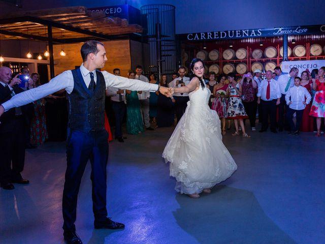 La boda de Ismael y Mari Luz en Valoria La Buena, Valladolid 86