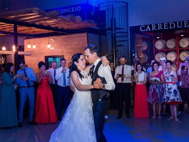 La boda de Ismael y Mari Luz en Valoria La Buena, Valladolid 87