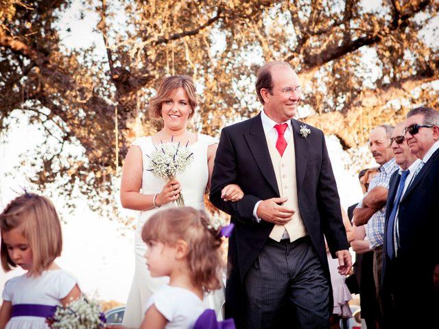La boda de Félix y Lucía en Jarandilla, Cáceres 37