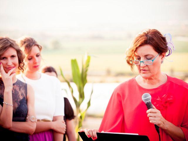 La boda de Félix y Lucía en Jarandilla, Cáceres 40